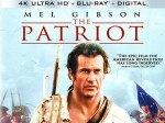 The Patriot 4k UHD Blu-ray